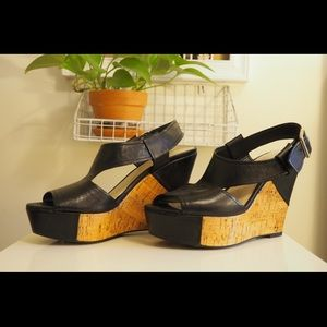 Franco Sarto - The Artist's Collection Wedges